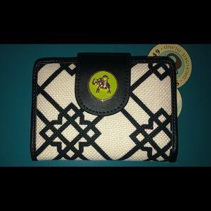 Brand new Spartina mini wallet